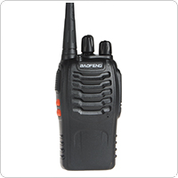 BaoFeng BF-888S FM Transceiver with High Illumination Flashlight 400-470MHz Two-Way Radio