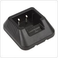 Li-ion Battery Charger for BaoFeng 5R Series Walkie Talkie with Charging Indicator