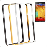 Smartphone Protection Aluminum Metal Bumper Frame Case for Samsung Note