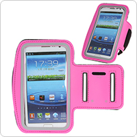 Neoprene Jogging Gym Sport Armband Case Cover Pouch For Samsung Note 2 / Note 3 / N7100