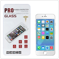 0.26mm 9H+ Surface Hardness Straight Ultra-thin Tempered Clear Glass Screen Protection for iPhone 6