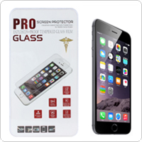 0.26mm 9H+ Surface Hardness Straight Ultra-thin Tempered Clear Glass Screen Protection for iPhone 6+Plus