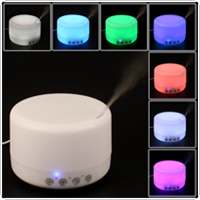 Ultra Silence 500ML 2.4Mhz Colorful LED Touching Switch  Ultrasonic Aroma Essential Oil Humidifier
