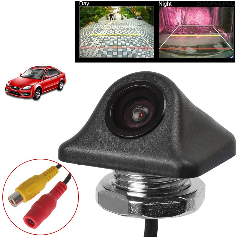 HD 170 degree View Angle Car Rear View Camera Reverse Backup Color Camera Night