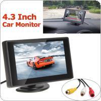 ... 4.3 Inch TFT LCD Rear View Monitor and Night Vision Car Reverse Backup Camera ...