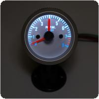 "2"" 52mm 0~8000RPM Blue Light Tachometer Tach Gauge with Holder Cup for Auto Car"