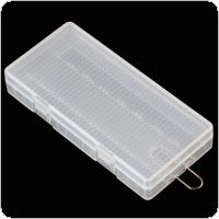 Soshine Portable Hard Plastic Case Holder Storage Box for 8 x AA Batteries