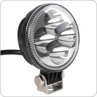 3 Inch 12W 6500K Waterproof LED Working Light for Motorcycle / Tractor / Boat / 4WD Offroad / SUV / ATV