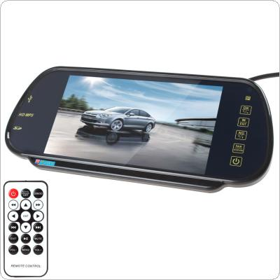 Pleasant Wholesale 7 Inch Tft Color Lcd Mp5 Car Rearview Mirror Monitor Wiring 101 Ferenstreekradiomeanderfmnl