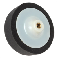 14mm Screw Diameter Polyester Soft Puffing Pad Wheel for Car Waxing & Polishing