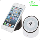 DiGiYes 10M Qi Cylindric Wireless Charger Stand for Nexus4 / Nexus5 / HTC820 / Lumia920 / Note2 / Note3 / S3 / S4 / S5