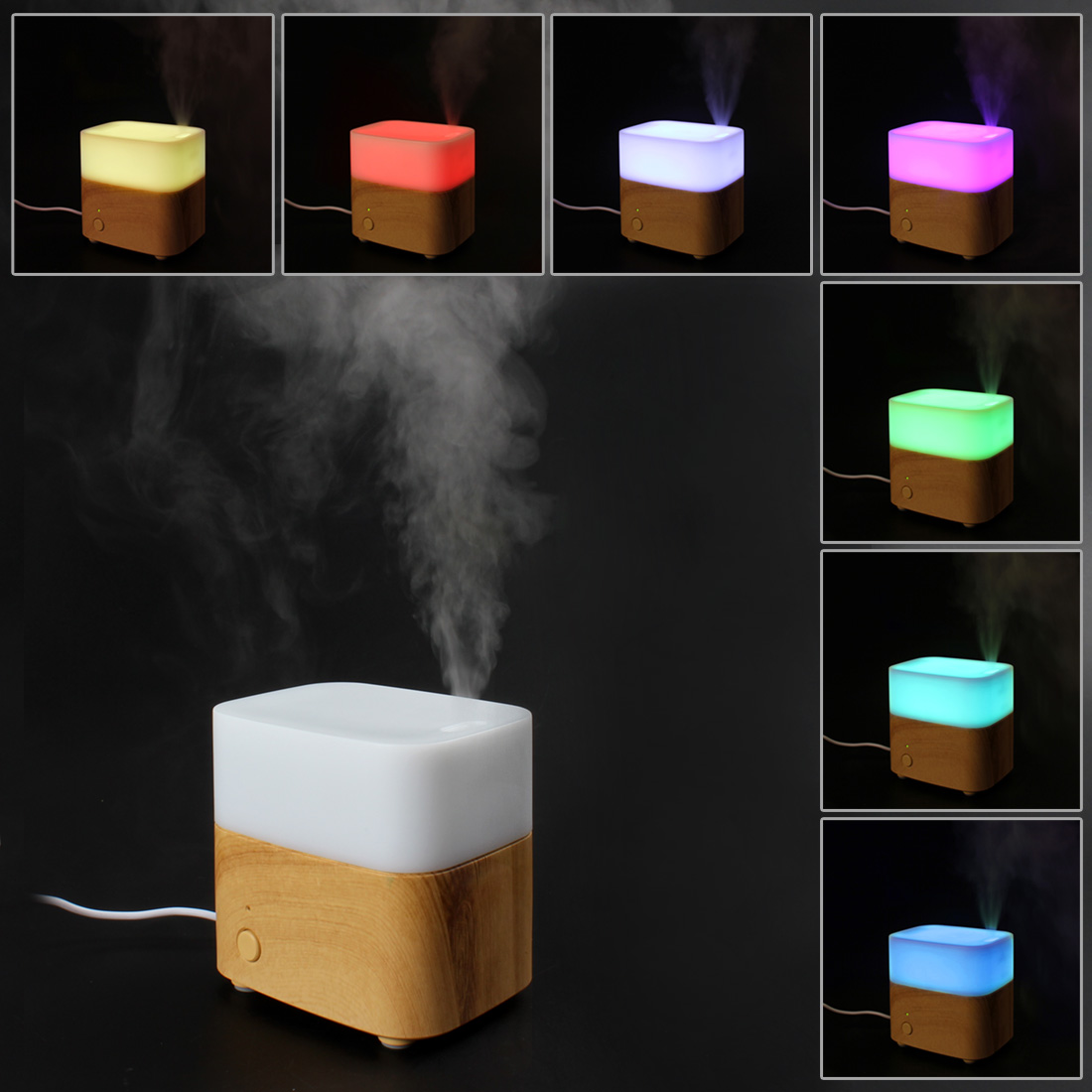 Aroma Spa Room Color ~ Wholesale ml aromatherapy essential oil diffuser cool