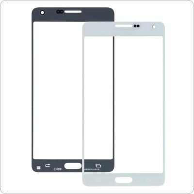 Front Screen Lens Replacement Repair Parts Outer Glass for Samsung Galaxy A7  -  Black White Optional