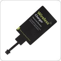 Universal Widespread Ultra Slim Micro USB Wireless Charging Receiver Module Fit for Samsung / Xiaomi