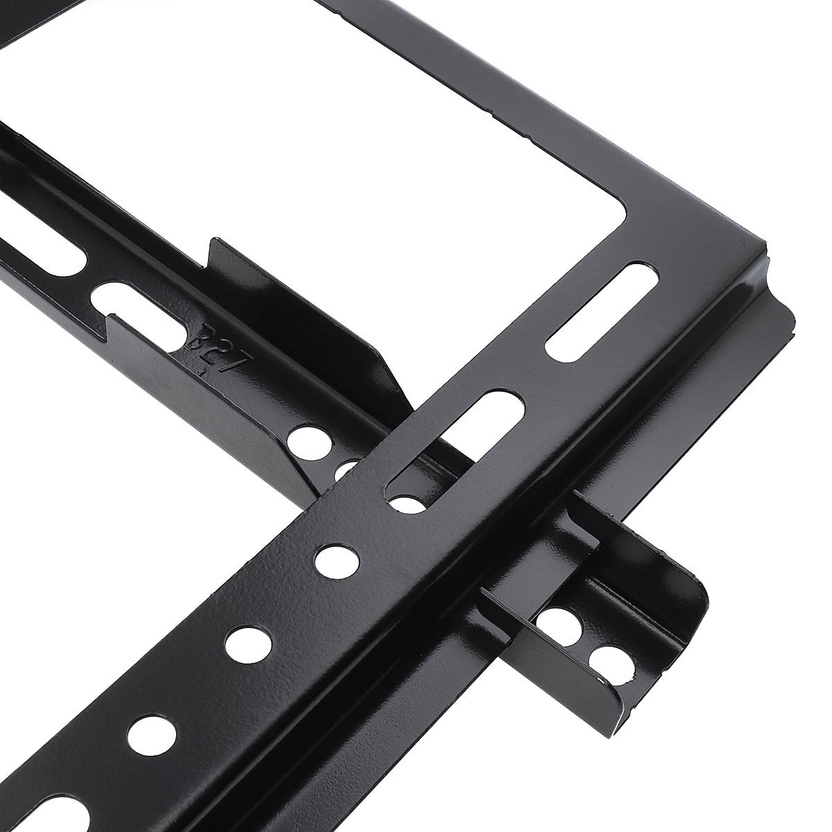 wholesale universal 25kg adjustable tv wall mount bracket flat panel tv frame for 10 32 inch. Black Bedroom Furniture Sets. Home Design Ideas