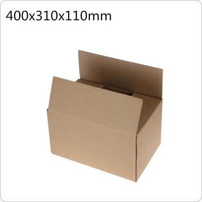 Gray Package Box 400x310x110mm