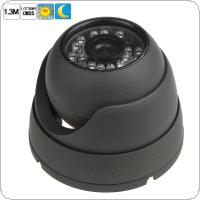 "1/3"" SONY-IMX225 CMOS 720P Metallic Vandal Proof Dom Night-Time Version Indoor & Outdoor CCTV Camera"