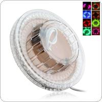 RGB Lighting with 48 LEDs Transparent for Stage Lighting / Bar / Performance / Party / DJ / Concert