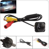 170 Wide Angle 420 TV Lines 13.5mm Len HD Night Vision Car Rear View Reverse Backup Color Parking Camera