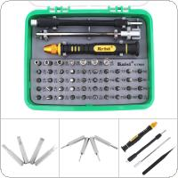 Kaisi 51-in-1 Opening Tools Kit Versatile Screwdriver Repair Set for Phones Home Appliances