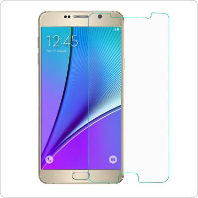 0.33mm 2.5D Premium Glass Tempered Glass Screen Protector Film for Samsung Note 5