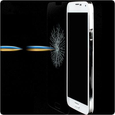 0.33mm Delicate Touch 2.5D Anti-Scratch Premium Tempered Glass Protector Film for Samsung Galaxy S5