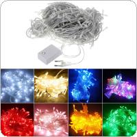 40M / 131Ft 400LED 220V Christmas Xmas Festival Lights String