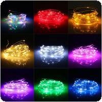 DC12V 5M 50 LED Copper Wire Christmas Outdoor String Fairy Light Waterproof