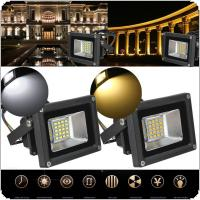 10W Warm White / White 20 SMD LED Flood Light Spotlight Lamp Outdoor Waterproof IP65