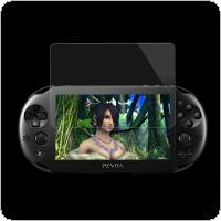 Clear Front & Back Screen Protector Film Fit for SONY PS Vita PSV1000
