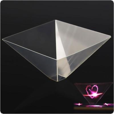 Holographic Display Stand 3D Projector for iPhone Samsung HTC Smartphone