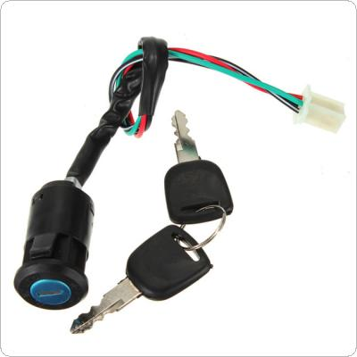 Ignition Switch Key for Suzuki Motorcycle ATVs Dirt Bike 90cc 110cc