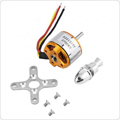2700KV Aircraft Outrunner Brushless Motor A 2212 / 5T ESC Speed Controller UL34600