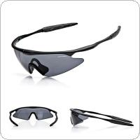 ROBESBON Wind Proof Cycling Glasses Outdoor Sport Mountain Bike MTB Bicycle Glasses Motorcycle Sunglasses Eyewear