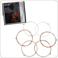 IRIN A103 0.012-0.053 Inch Phosphor Bronze Acoustic Guitar Strings