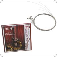 IRIN E101 Music Steel 0.010-0.046 Inch Strings for Electric Guitar