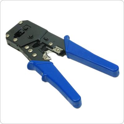 Network Wire Cable Crimper Crimp PC Tool RJ45 RJ12 RJ11