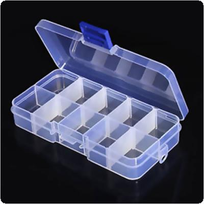 10 Value Electronic Components Storage Assortment Box