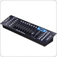 192 DMX Controller DJ Equipment DMX 512 Console Stage Lighting for LED Par Moving Head Spotlights DJ Controller