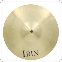 IRIN 16 Inch Brass Alloy Crash Ride Hi-Hat Cymbal for Drum Set