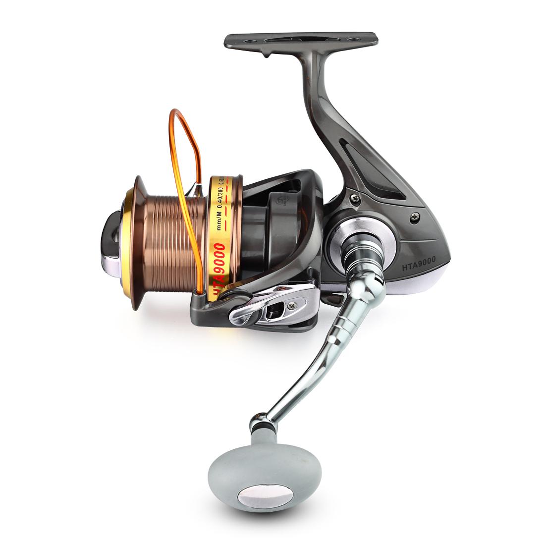 High speed spinning fishing reels 12 1bb full metal cnc for Fishing reels ebay
