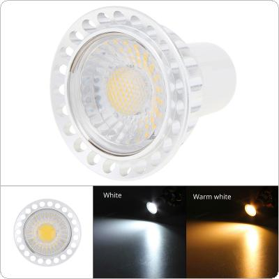 Dimmable GU10 720-800LM 9W LED Light Bulb Warm White / White COB Spotlight Lamp Downlight