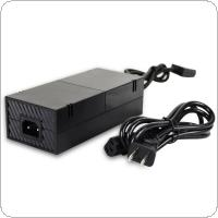 Power Supply AC Adapter Cord Cable Brick Fit for Microsoft XBOX ONE Console