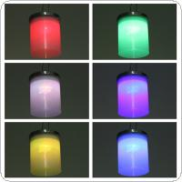 Waterproof Solar Power Hanging Cylinder Lanterns LED Landscape Path Yard Garden Outdoor Patio Holidays Decoration Light Lamp