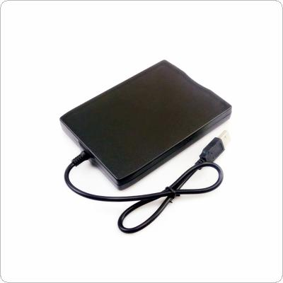 1.44Mb 3.5 Inch USB External Portable Floppy Disk Drive Diskette FDD for PC