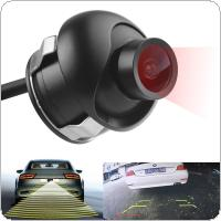 E319 170 Degrees Night Vision and High-Quality Car Camera with A Hole Saw