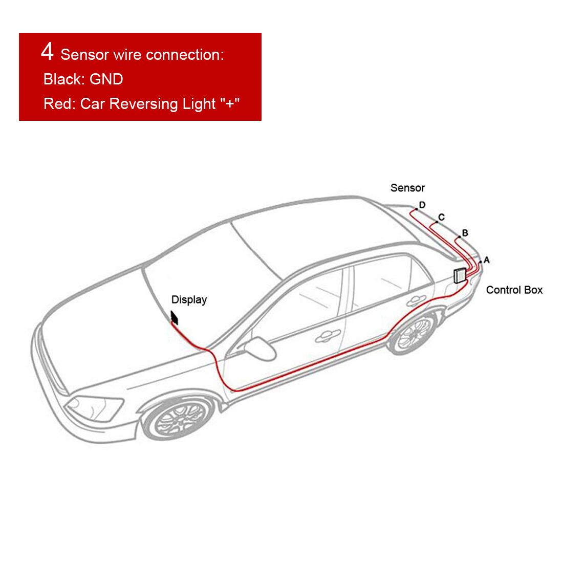 Wholesale Easy Installation Intelligent Digital LED Car Parking