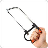 Multi-Function Woodworking Hand Hacksaw Set Bow Saw Detachable Portable Hand Saw Combination Tools