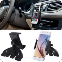 Auto Car CD Slot Phone Adjustable Cell Mobilephone Holders for IPhone 6 / Samsung