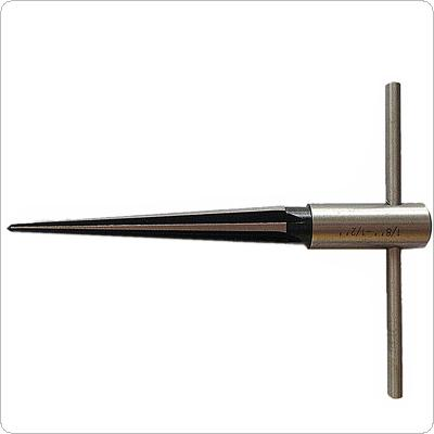 Repairman  5in Tapered Reamer 1/8in to 1/2in 7 Degree Included Angle